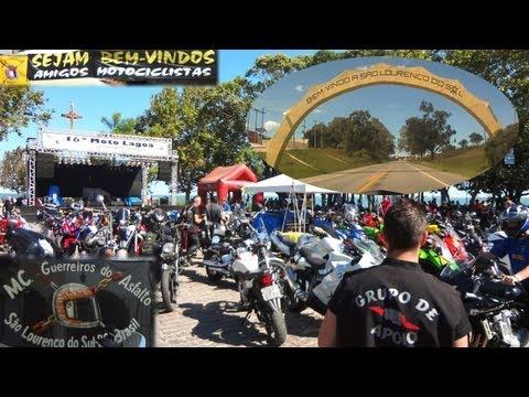 16º Moto Lagoa 2013 São Lourenço do Sul RS XJ6F e Suzuki Intruder