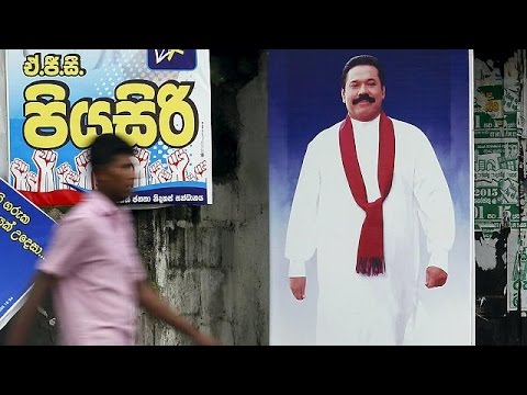 Σρι Λάνκα: Άνοιξαν οι κάλπες