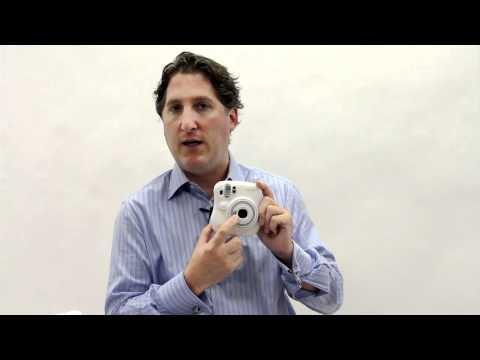 Fujifilm Instax Mini 25 Instant Camera Demonstration