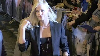 Nonton The Stunning Charlize Theron On The Red Carpet For The Fast And Furious 8 Premiere In Paris Film Subtitle Indonesia Streaming Movie Download
