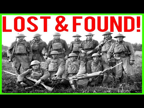 Metal Detecting FIND Of A LIFETIME! Recovered WW1 Veterans Pocket Contents? WOW! A Doughboy's Dough