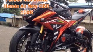 Video Motor Keren, Parade Modif All New CBR 150R MP3, 3GP, MP4, WEBM, AVI, FLV Desember 2018