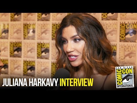 Juliana Harkavy Excited for Arrow Season 7 Changes at Comic Con 2018