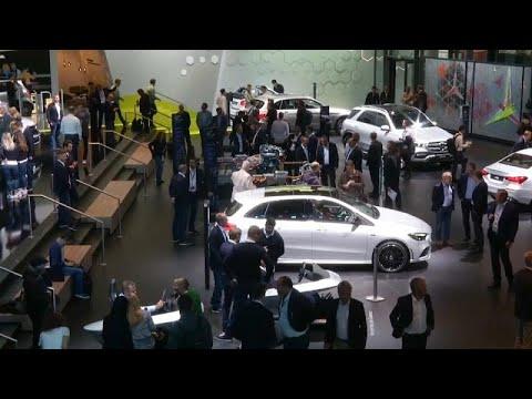 Έκθεση αυτοκινήτου της Φρανκφούρτης