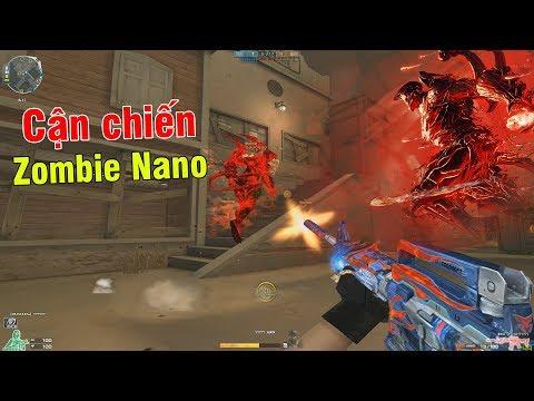 Thử Thách Cận Chiến Zombie Nano, Ter Lửa vs Hero Băng - Rùa Ngáo - Thời lượng: 11:07.