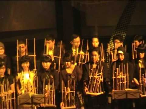Video Angklung HH Mission Impossible download in MP3, 3GP, MP4, WEBM, AVI, FLV February 2017