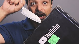 Video 🔴 UnBoxing Silver Play Button with you all MP3, 3GP, MP4, WEBM, AVI, FLV November 2018