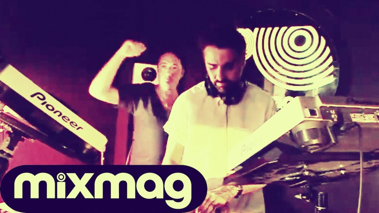 Yousef and Dan Ghenacia - Live @ Mixmag Lab LDN 2012