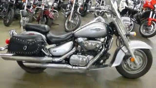 9. 2006 Suzuki Boulevard C90 Description