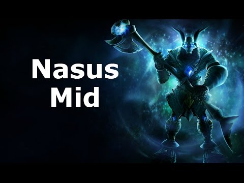 Freaky Friday, Episode 4, Galactic Nasus Mid!