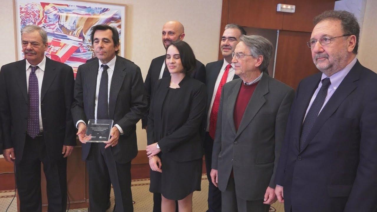 Υπογραφή μνημονίου συνεργασίας του ΟΚΑΑ με την Italmercati  Rete D' imprese