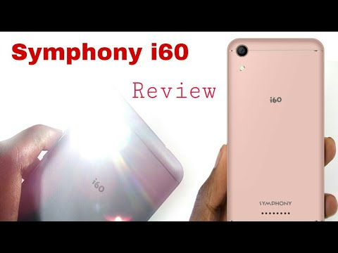 Symphony I60 Hand Review Bangla Price 7500+