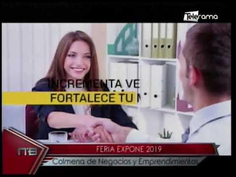 Feria Expone 2019 Colmena de Negocios y Emprendimientos