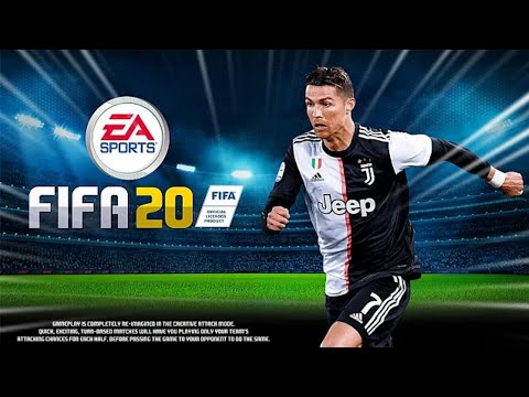 600MB | FIFA 20 ANDROID DOWNLOAD
