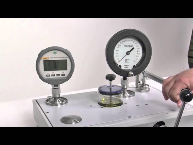Vzduchová porovnávacia pumpa Fluke P5513