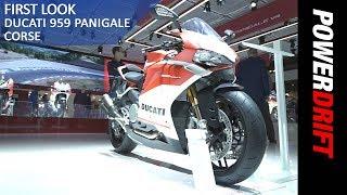 5. Ducati 959 Panigale Corse : EICMA 2017 : PowerDrift