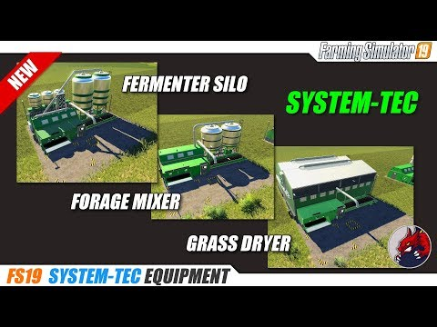 System-Tec Cow Mixer Station (English Version) v1.0
