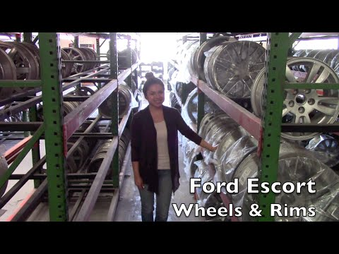 Factory Original Ford Escort Wheels & Ford Escort Rims – OriginalWheels.com