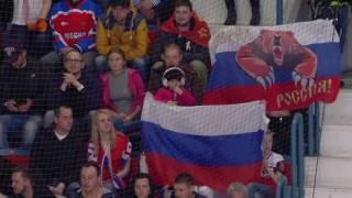 Швеция - Россия4-3 ОТ
