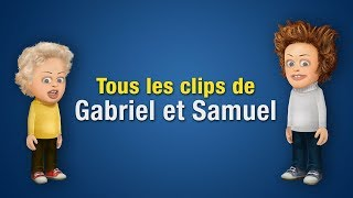Video Tous les clips de Gabriel et Samuel MP3, 3GP, MP4, WEBM, AVI, FLV Agustus 2017
