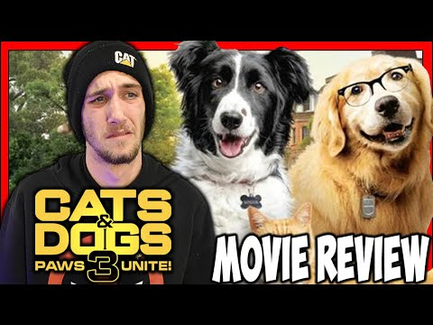 Cats & Dogs 3: Paws Unite! - Movie Review
