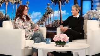 Video Megan Mullally Didn't Notice the Interesting Pattern with Ellen's Roommates MP3, 3GP, MP4, WEBM, AVI, FLV Oktober 2018