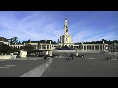il santuario di fatima: luogo mistico