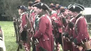 Video Pája Junek - Na stráži  (French and Indian War)