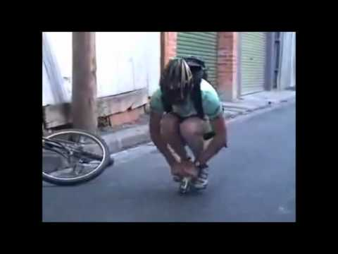 Funny Friday - Worlds smallest bicycle
