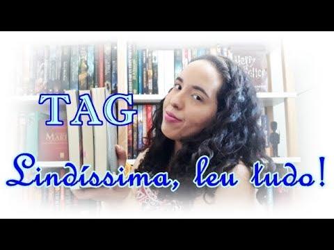 TAG Lindissíma, leu tudo! | Um Livro e Só