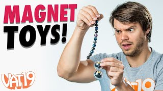 Video And The Best Magnetic Balls Are...? MP3, 3GP, MP4, WEBM, AVI, FLV Desember 2018