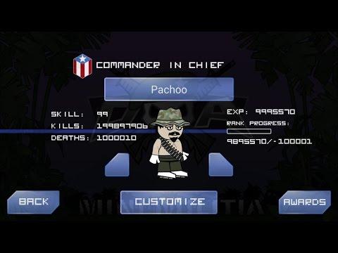 Mini Militia Pw Pack Hack And Kills And Battle Poi ...