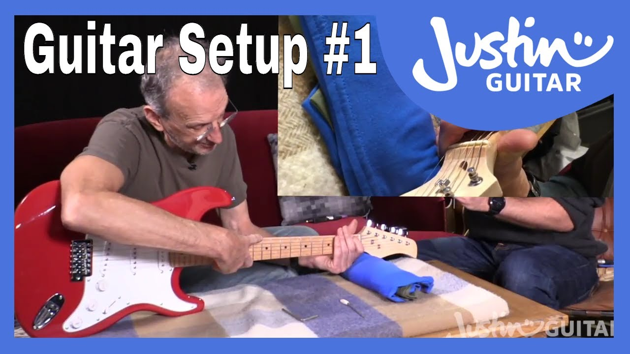 How To Setup Your Electric Guitar [1/10] Condtion Report with Charlie Chandler