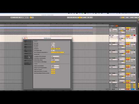 Live Bands - http://www.musicsoftwaretraining.com/products/ Ableton Tutorial: lesson for live bands Resources: http://youtu.be/-0T5xXztC2w.