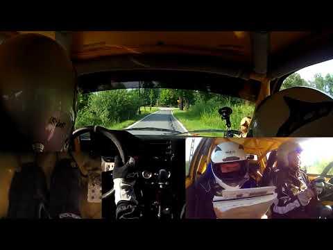 3 Runda Rajdowy Puchar Śląska 2018 - [OS9 onboard] OesRecords RallyTeam