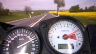 10. gsxr 750 srad 0-280 Kmh