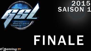 GSL 2015 - Code S : FINALE