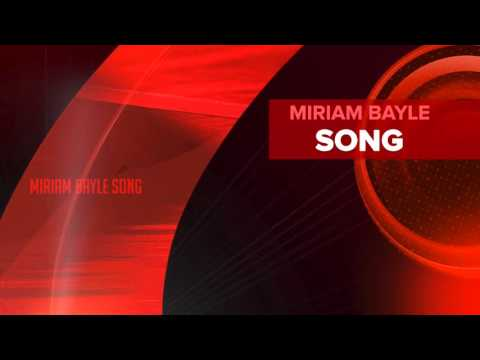 "Miriam Bayle - nové album ""SONG"""