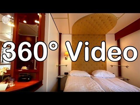 360 Grad Video: Kabine 107, Kat. A - MS Switzerland
