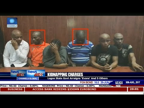 Alleged Kidnapping: LASG Arraigns 'Evans' And 5 Others