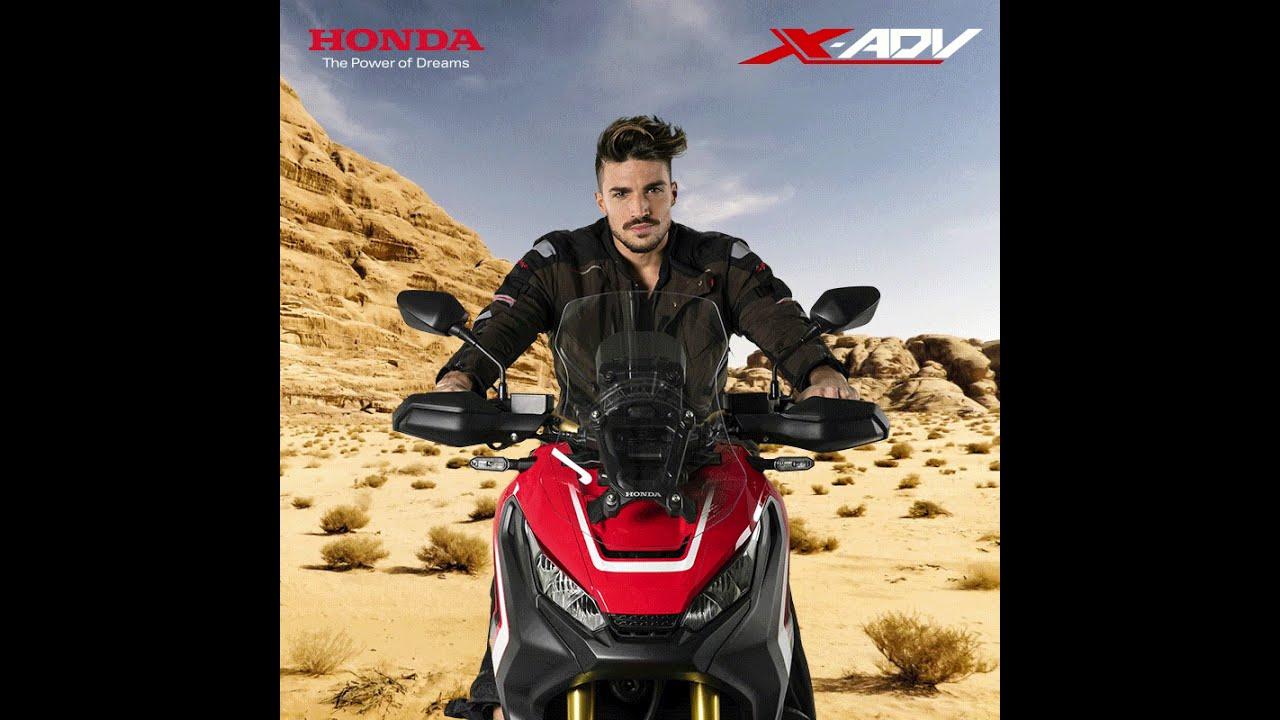 Honda X-ADV #VaSuTutto