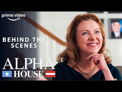 Die Frauen von Alpha House | Behind the Scenes | Alpha House | Prime Video DE