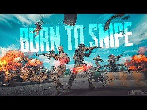 Ultimate Snipes Ft. BTS! PUBG Mobile Live Gameplay!