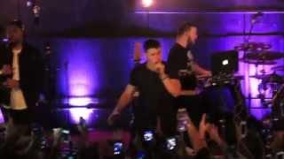 Nick Jonas - I Want U - Houston, 9/29/14