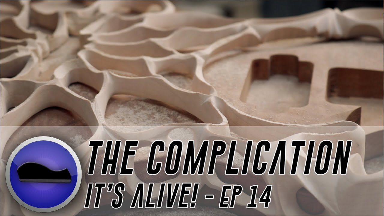 The Complication 14 – the most complex electric guitar ever?