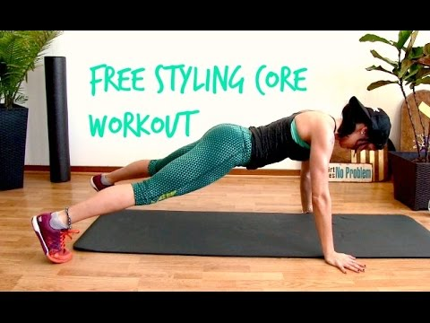 ADVANCED 12 Minute Ab and Core Home Workout
