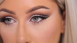 HOW TO SLAY A CUT CREASE- Chrisspy - YouTube