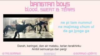 Video BTS - BLOOD, SWEAT & TEARS [MV, EASY LYRIC, LIRIK INDONESIA] MP3, 3GP, MP4, WEBM, AVI, FLV Agustus 2018