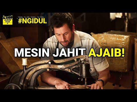 PRIA YG DAPAT BERUBAH WUJUD MENJADI SIAPAPUN!   #NGIDUL FILM THE COBBLER 2014
