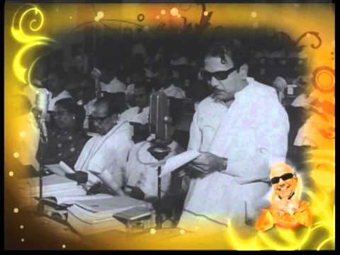 Video of kalaignarkarunanidhi